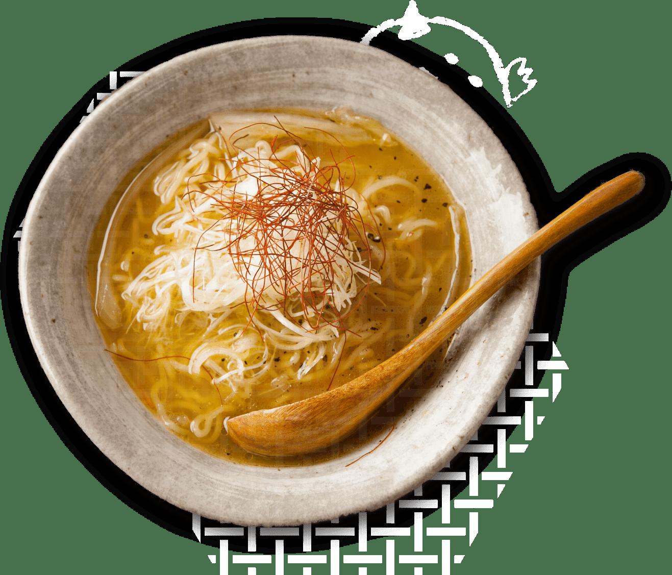 長時間仕込み 本気の鶏出汁スープ